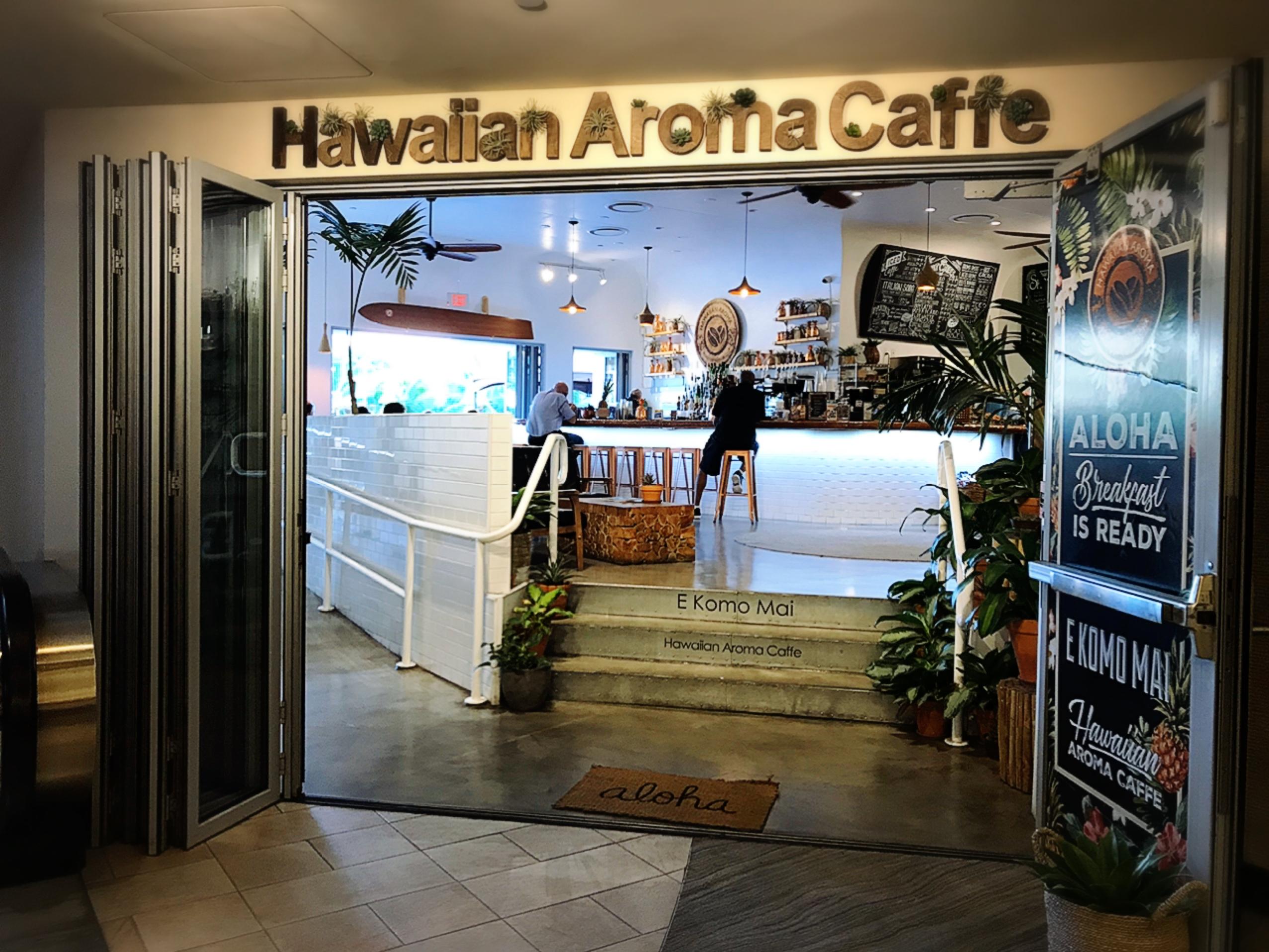 【#Hawaii】#2 写真で旅行気分を(๑>◡<๑) アクセス◎クーポンで15%オフが嬉しい美味しくてフォトジェニックなCAFE☕︎_1