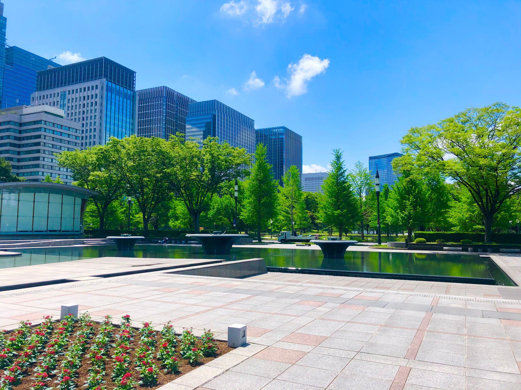 《一度は泊まりたい》女の子の憧れ✨都内の五つ星ホテル【PALACE HOTEL TOKYO】_3