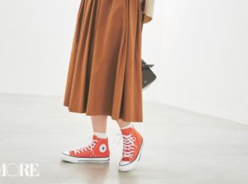 コンバースのスニーカー特集 - 20代ファッション(レディース) | おすすめのコーディネートまとめ