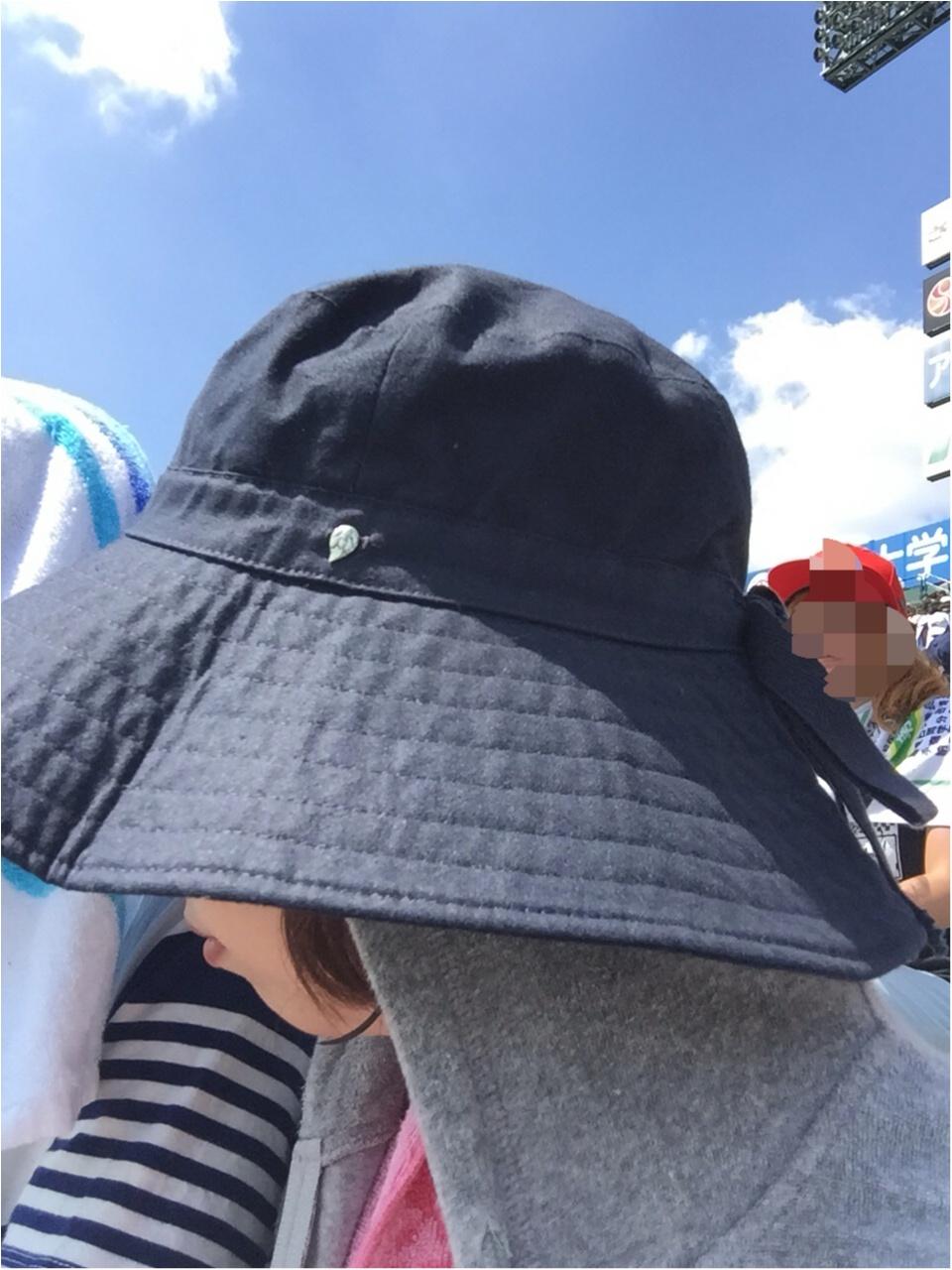 暑い日差しに負けない!夏アウトドアの徹底防御ファッション&ビューティ_2