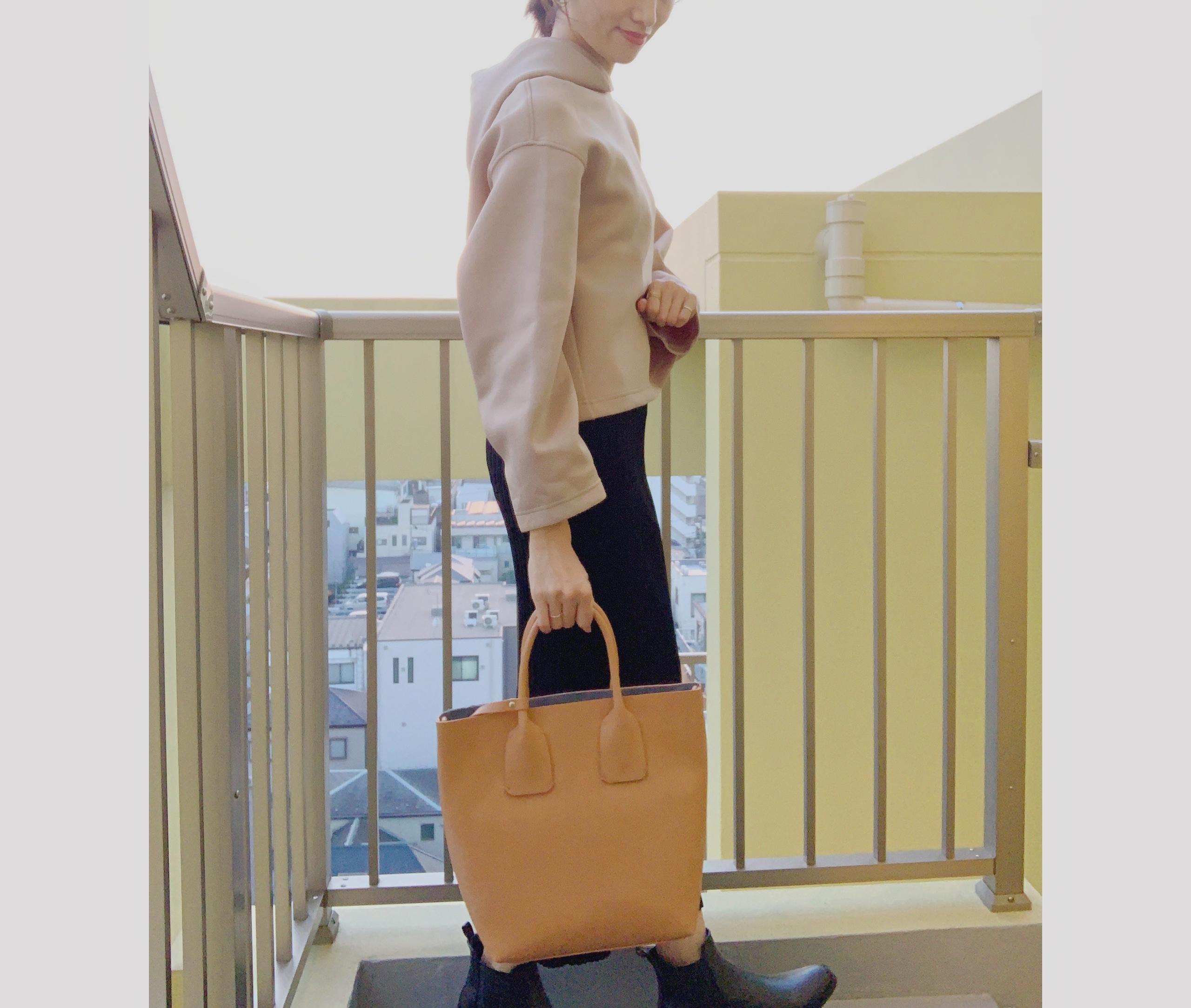 #ユニジョ の私が解説!《昨年大流行❤️》【ユニクロ】ドライソフトスウェットプルパーカを今年っぽく着る方法☝︎_3
