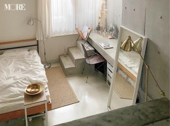 『無印良品』『イケア』『楽天ROOM』で、シンプル可愛い家具や雑貨を揃える。一人暮らしのインテリア、リアルなおしゃれテクニック!