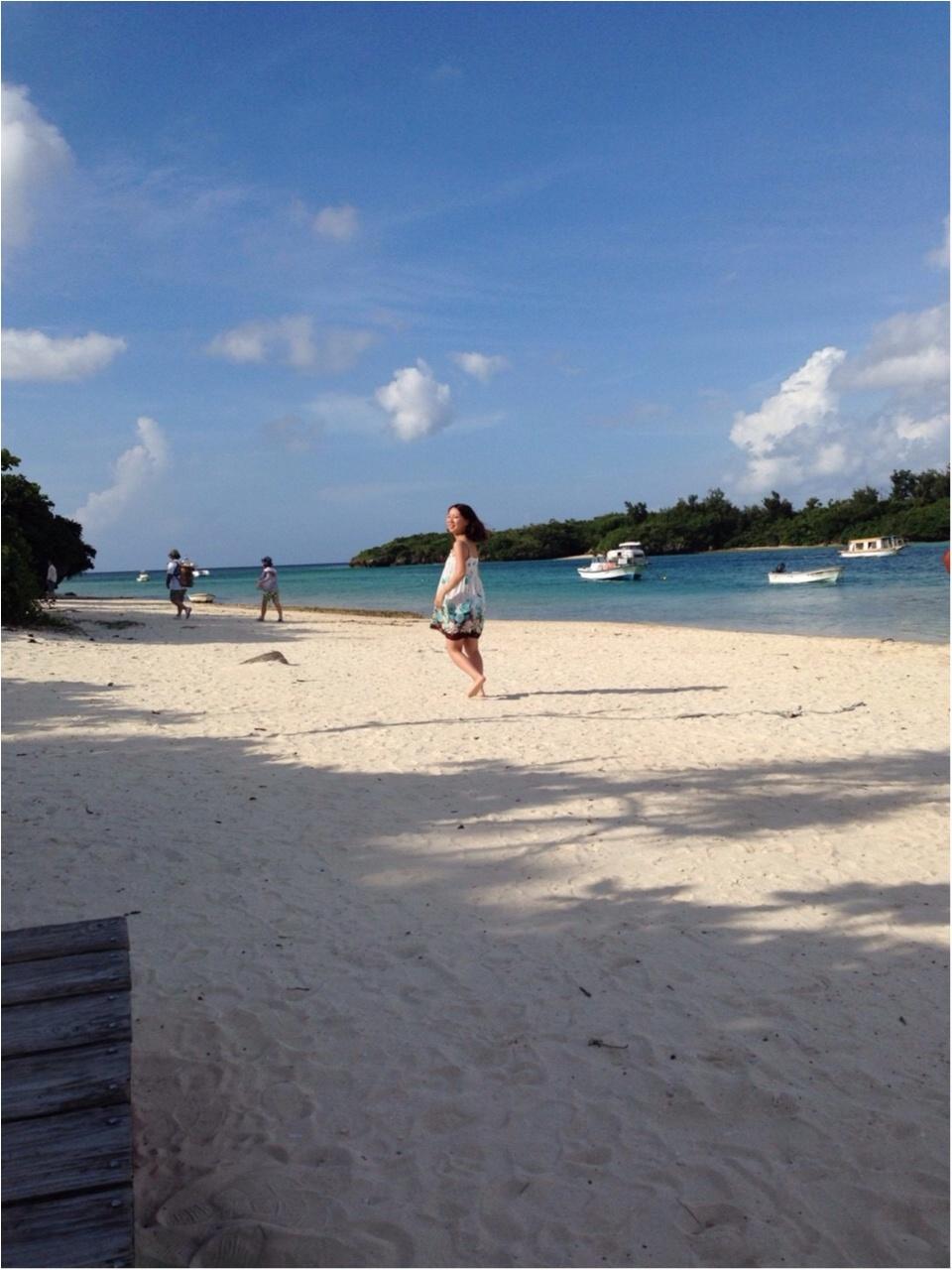 岸本セシルちゃんも行っていた沖縄離島❤️離島の魅力とは?!たっぷりお伝えします〜_5