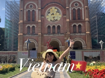 【今後に役立つ】コロナ終息後、行きたい国はどこ?❤︎ part.3 ベトナム編