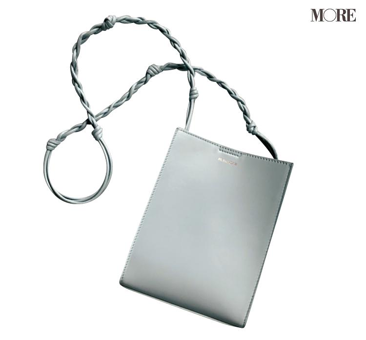 本田翼が『ロエベ』の大きめバッグを愛用する理由って? モアモデルたちのバッグ&バッグの中身大公開☆ PhotoGallery_1_3
