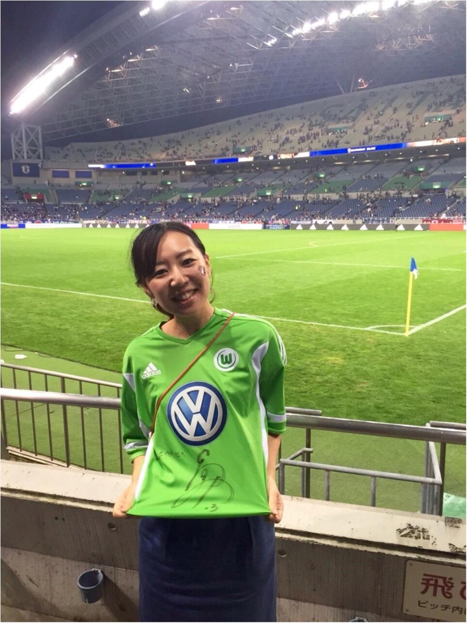 明日はサッカー日本代表戦!!_3