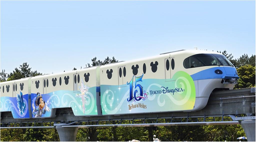 東京ディズニーシー15周年イベントにいってきました♪【ショー編】_1