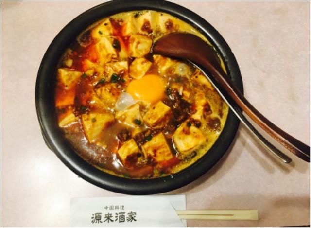 【また食べたい】佐藤ありさちゃんも食べていた美味しすぎる麻婆麺。_4