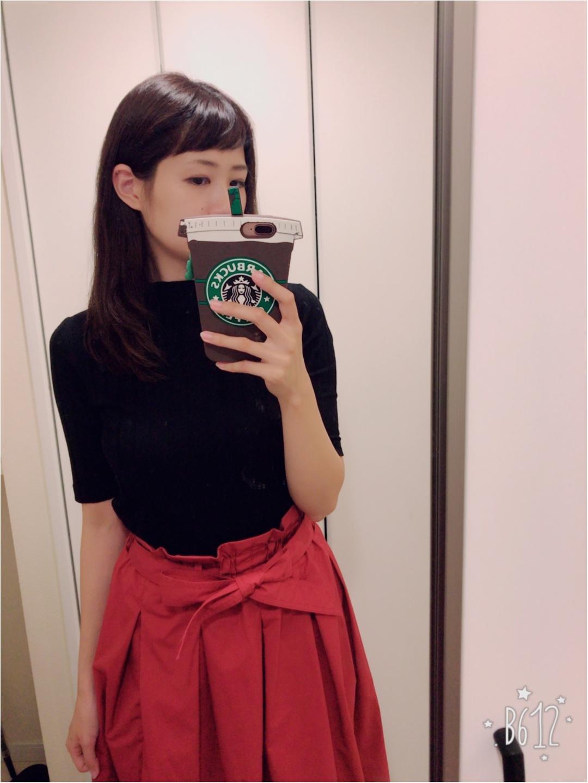 【秋のヘアカラー】秋服に着替えて、髪の秋色にチェンジ☆ ユニクロの秋色スカートが優秀☆_3
