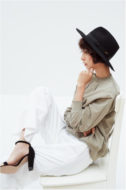 【篠田麻里子ご指名!】30歳を前に、このベーシックブランドを狙いたい!_2