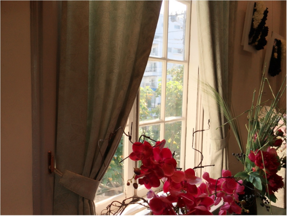 プリザーブドフラワーの作品展♡山手111番館♡カフェ・ザ・ローズでランチ♪_5