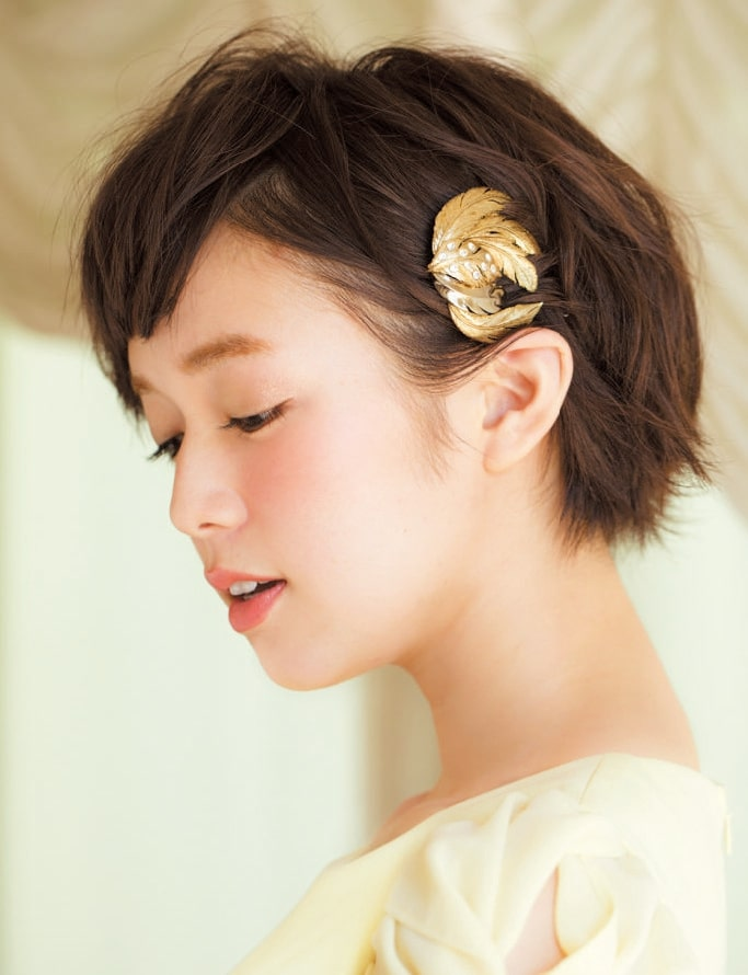 結婚式特集《髪型編》- 簡単にできるお招ばれヘアアレンジや、おすすめヘアアクセサリー_25
