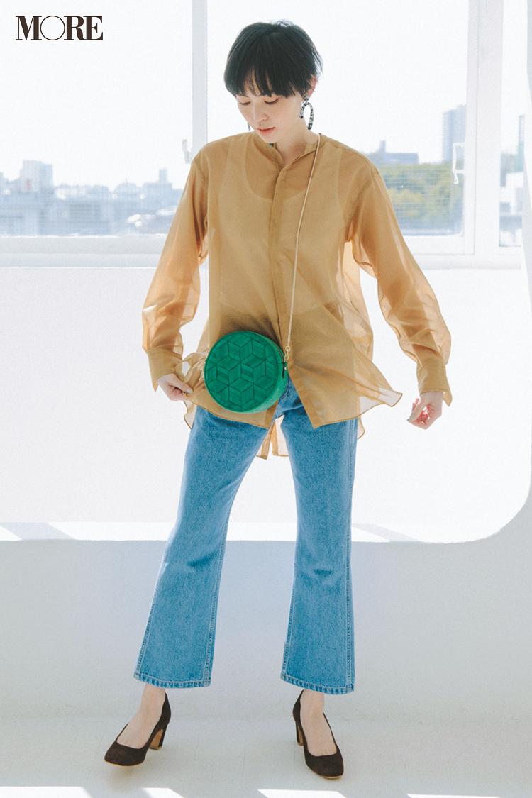 夏のトレンドバッグ特集《2019年版》- PVCバッグやかごバッグなど夏に人気のバッグまとめ_51