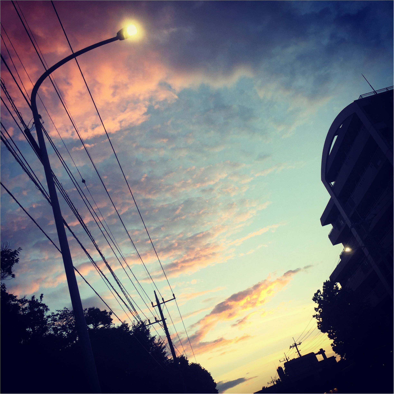 虹が...✨✨_8