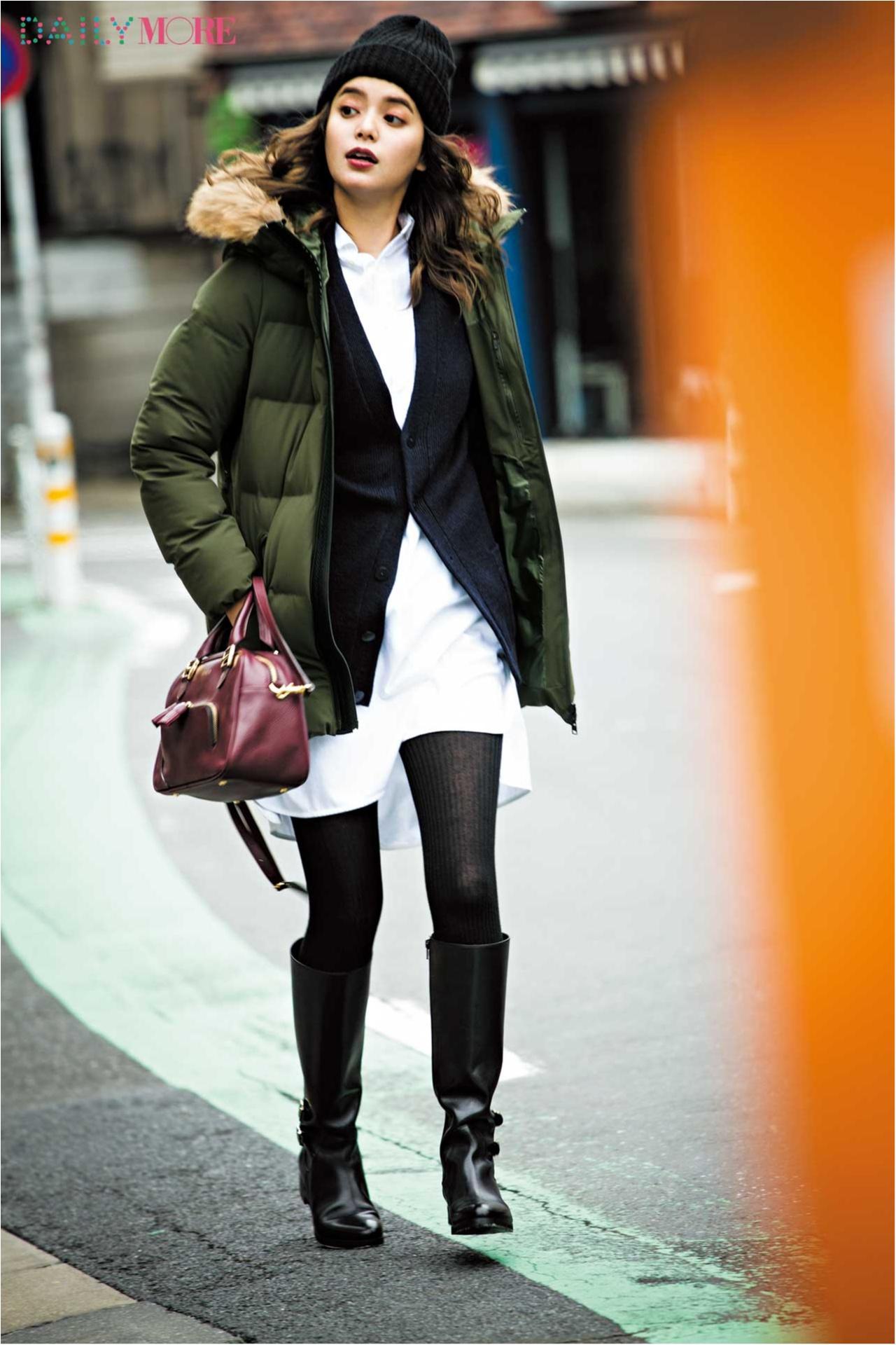【長年のお悩みから、今日、解放!】ダウンコートをおばさんっぽく着ない方法TOP3_2