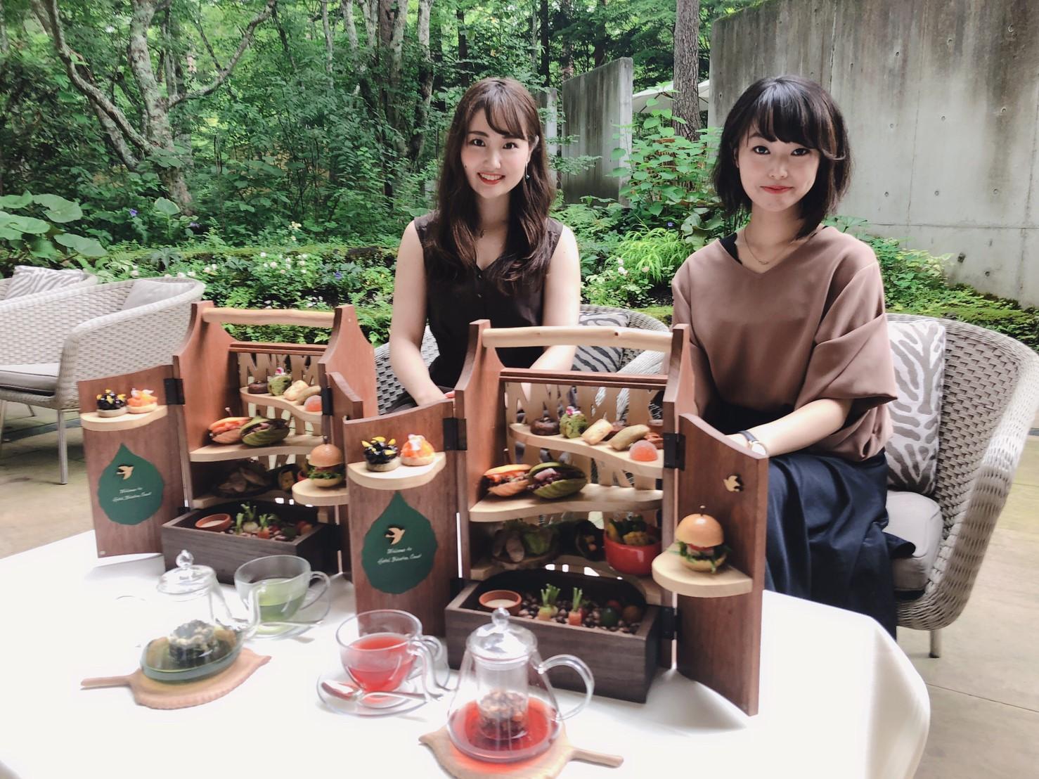 【軽井沢星野エリア滞在レポート】たくさんの緑に囲まれて、幻想的で素敵な夏を**_1