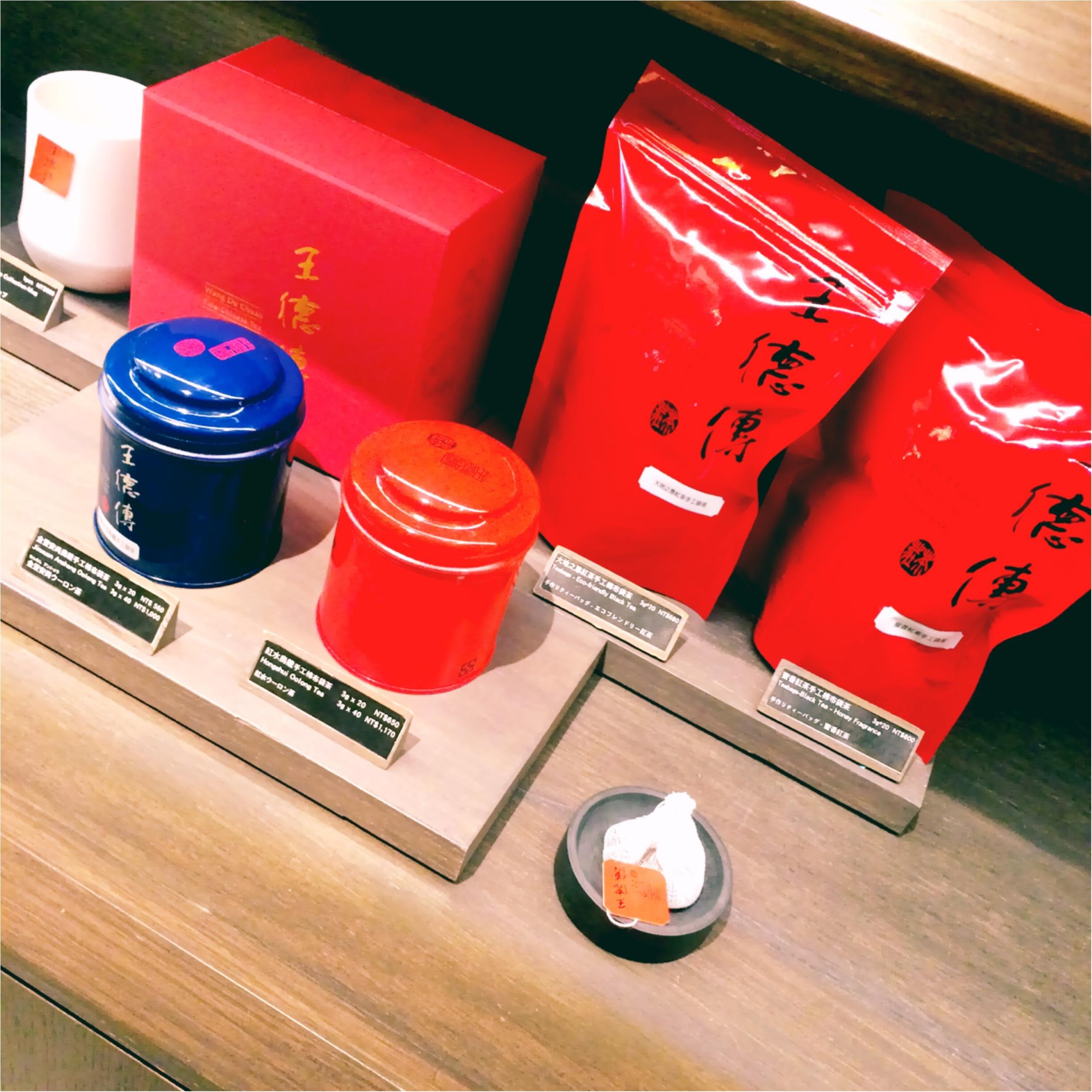 ★台湾といえばお茶!真っ赤な缶が目印♡140年以上の歴史を持つ老舗茶荘って?★_7