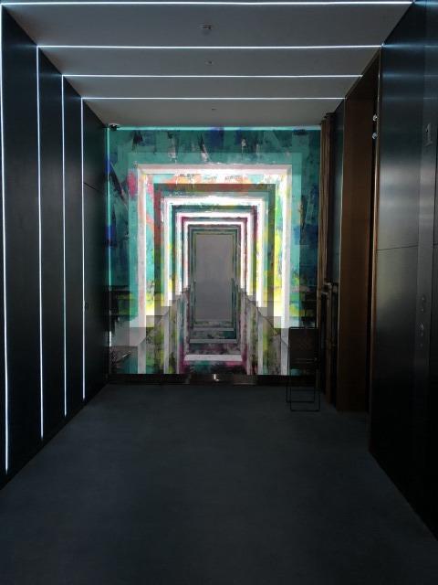 【ホテルランチ】アロフト東京銀座♡洗練されたインテリアも魅力_1