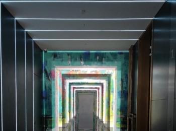 【ホテルランチ】アロフト東京銀座♡洗練されたインテリアも魅力