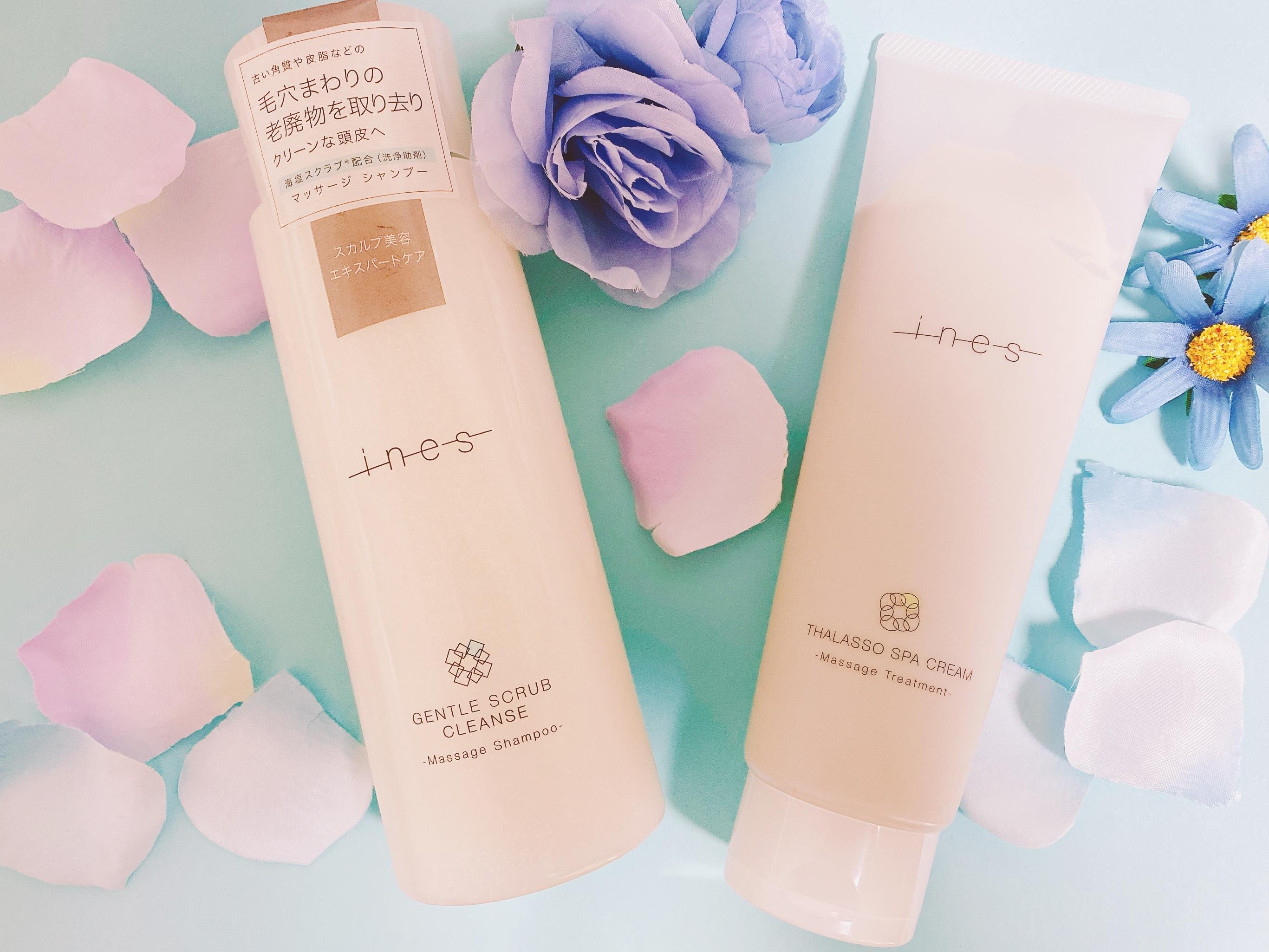 頭皮ケアに着目した新ブランド「ines(イネス)」のシャンプートリートメントで頭皮を健康に♡_2