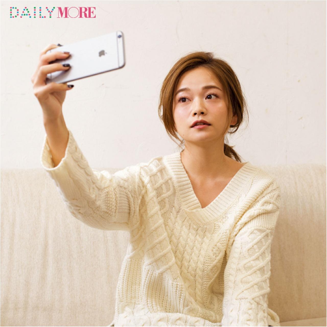 「いいね!」激増、間違いなし♡ 小田切ヒロさんの「写真うつりが最強になる」自主トレテク_6