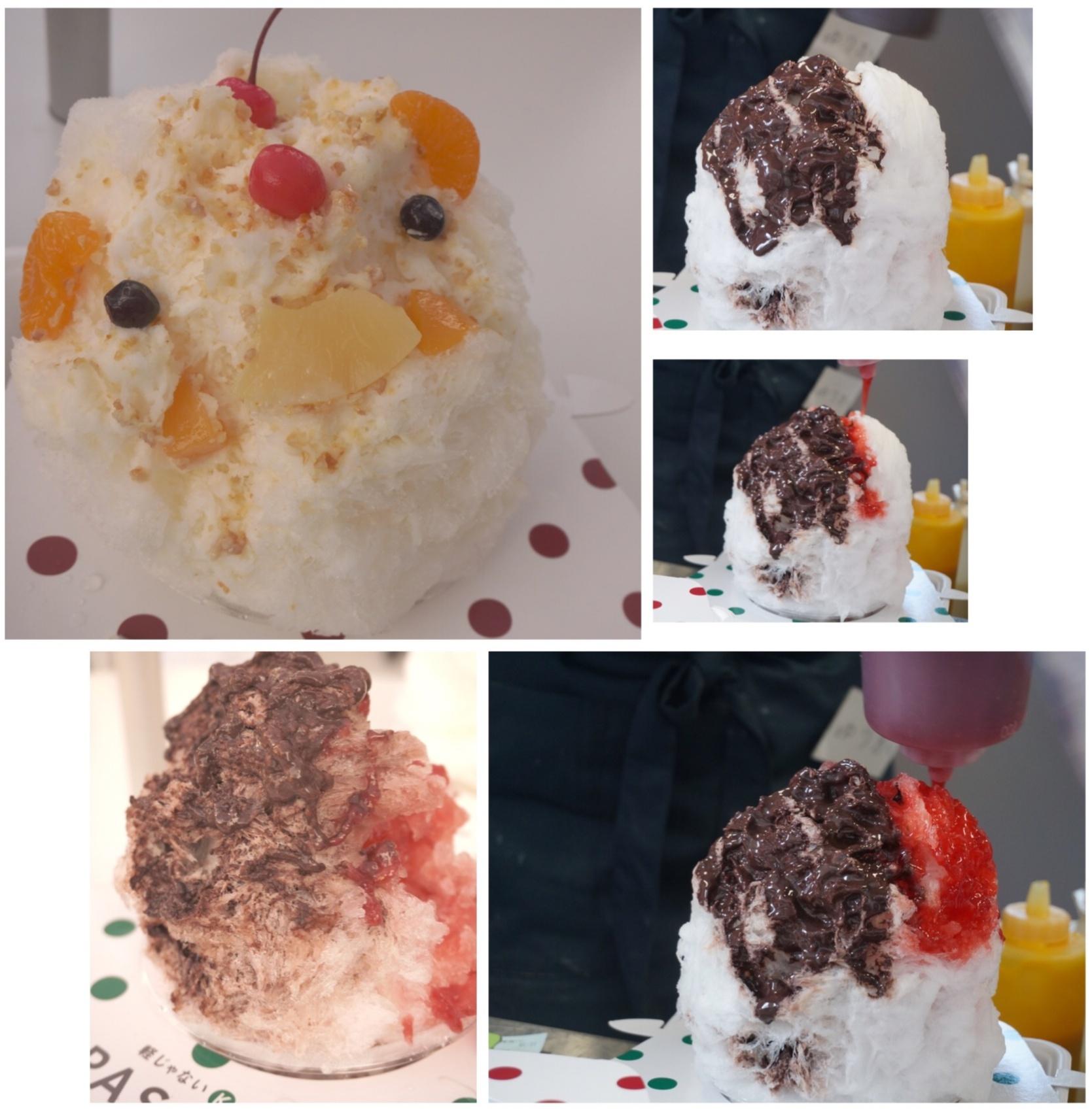 かき氷の超人気店が全国各地から大集合!【かき氷コレクション】で食べる絶品かき氷( *´艸`)_2