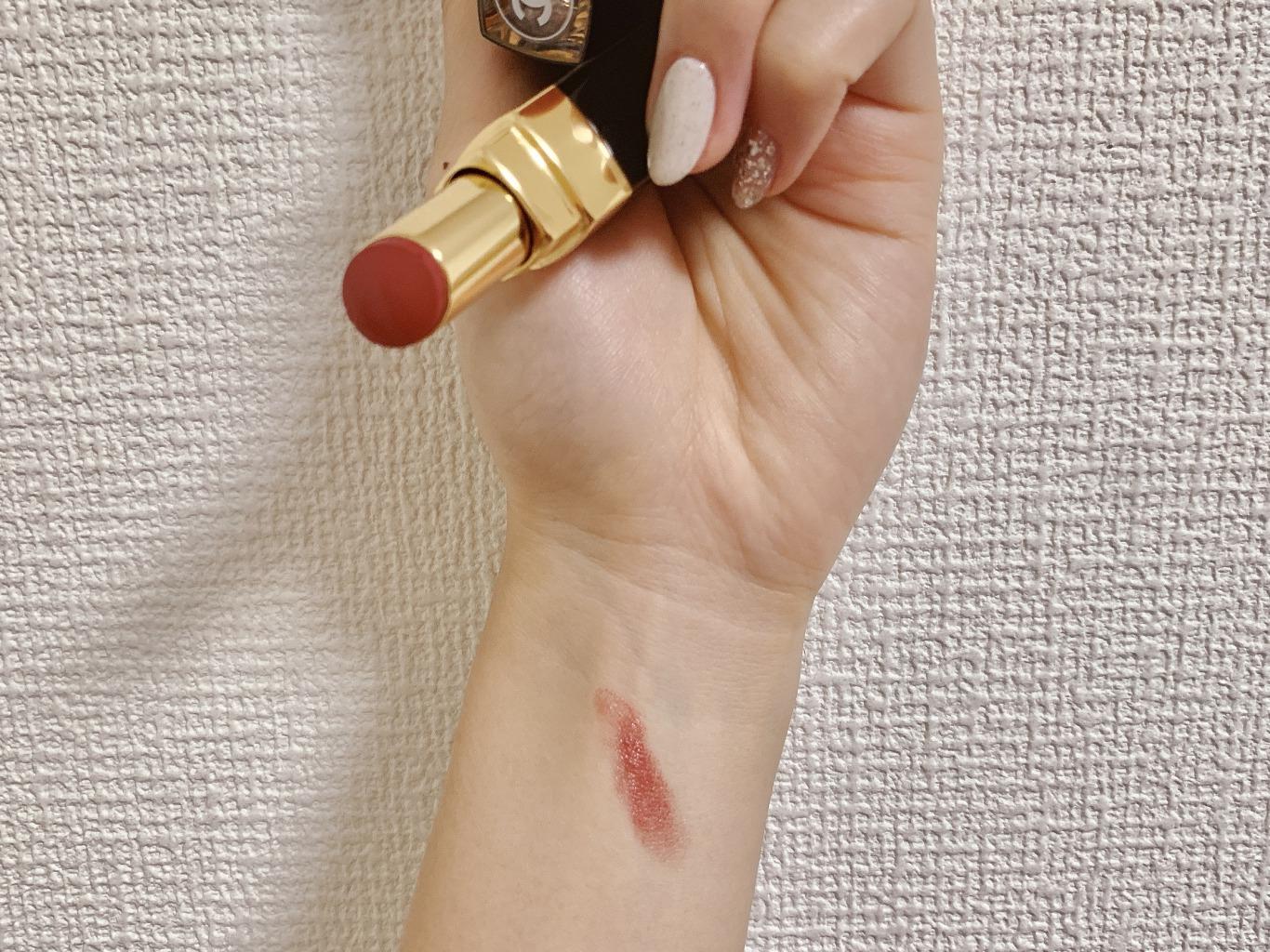 【新色リップ】CHANELルージュ ココフラッシュ❤︎144_3