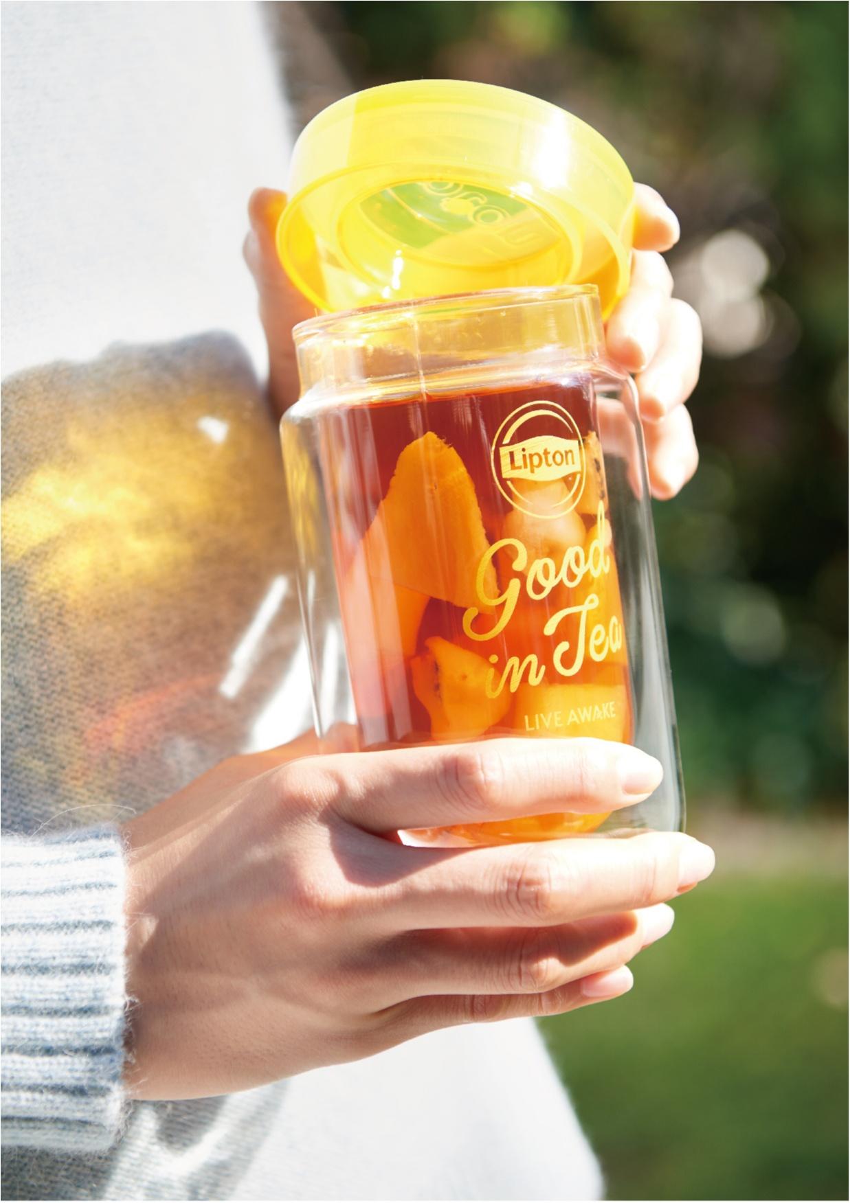 冬の紅茶を思い切り楽しむ『Lipton Good in Tea OMOTESANDO』でほっこり♡【1/24(水)〜4/1(日)の期間限定ストア】_1_1