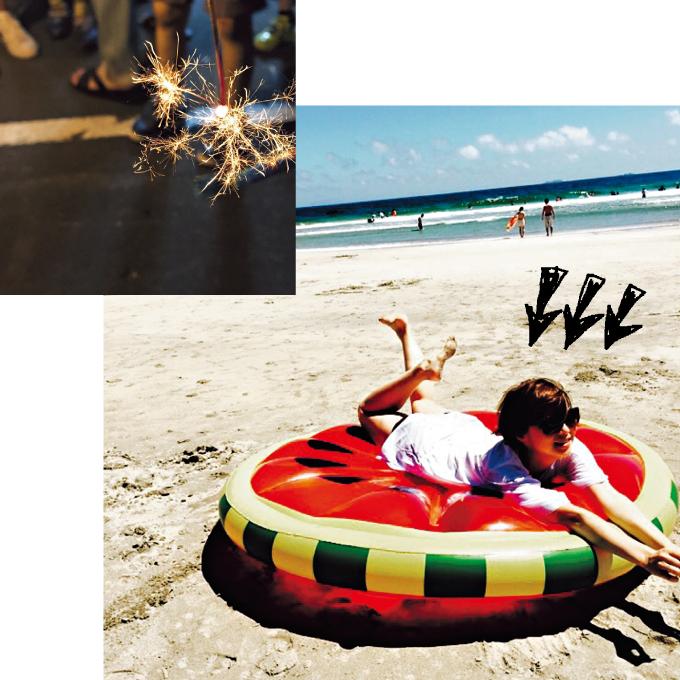 """【田中美保のデジレポ】今年の夏、""""いちばん""""の想い出♡_1"""