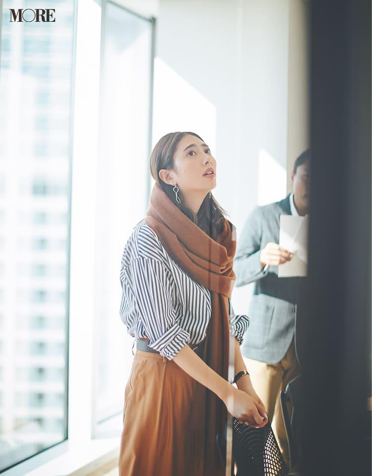 【2020】冬のオフィスカジュアル特集 - ユニクロなど20代女性におすすめの人気ブランドの最新コーデまとめ_68