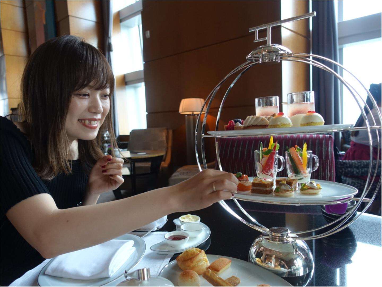 《ザ・リッツ・カールトン東京》素敵ホテルでお洒落なデザート❤︎プレゼントには最高で豪華なこれがいいと思いました!_9