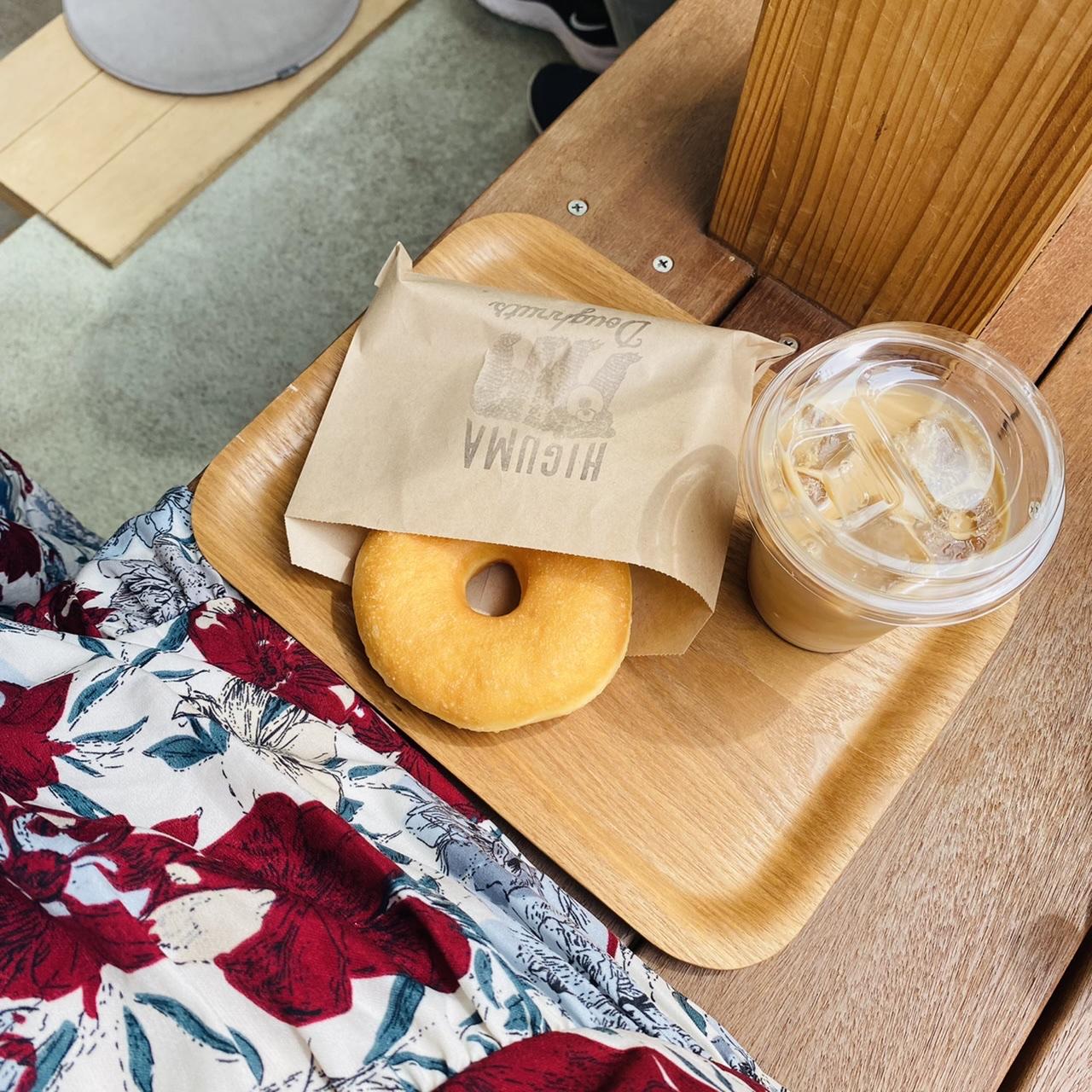 【表参道カフェ】ドーナツのふわふわ感がすごい!木の空間がお洒落《ヒグマドーナツ》へ♡_3