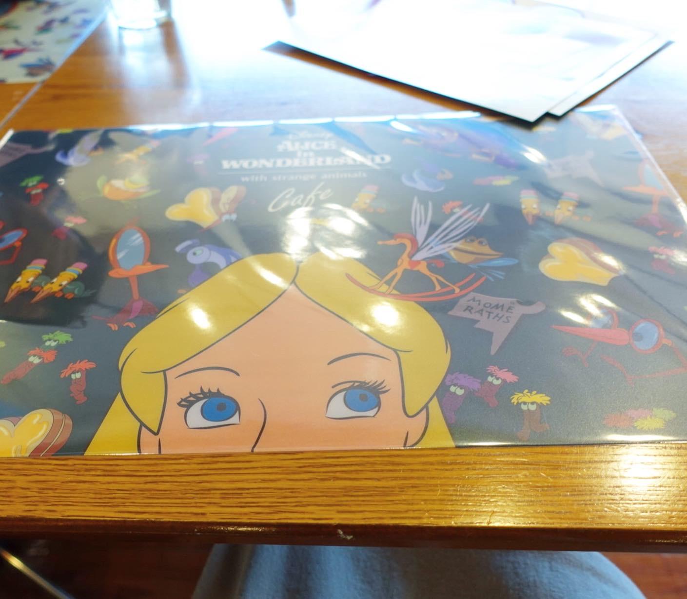 ふしぎの国のアリス好き必見!ふしぎの国のアリスカフェが大阪で開催中!ヘルシーメニュー満載の「OH MY CAFE」でアリスの世界観を堪能できちゃいます★_5