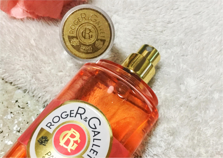 【夏のボディケア対策】花の都パリからやってきた《ロジェ・ガレ》お風呂の中で保湿が完了できる!スプレータイプのオイルを使ってみませんか?_2