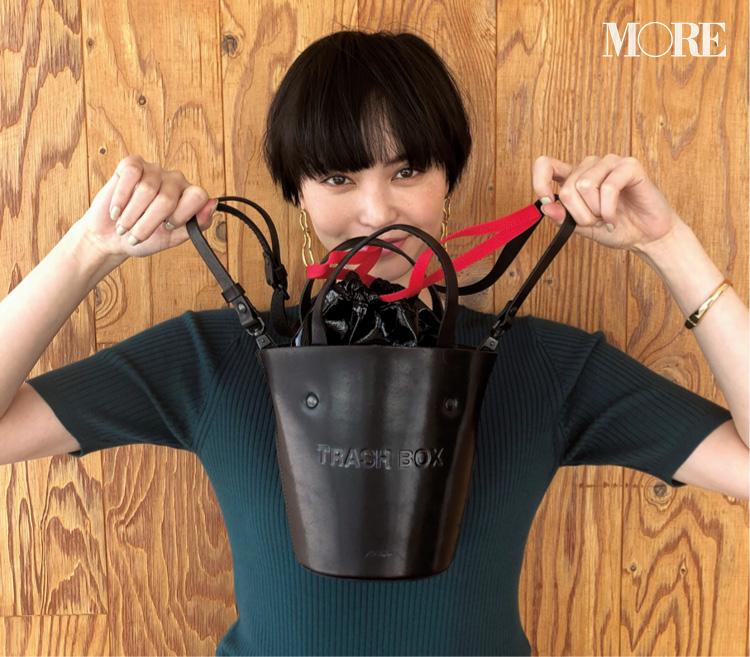 比留川 游。愛用中『NaNa-NaNa』のバッグがカッコ可愛い!【モデルのオフショット】_1