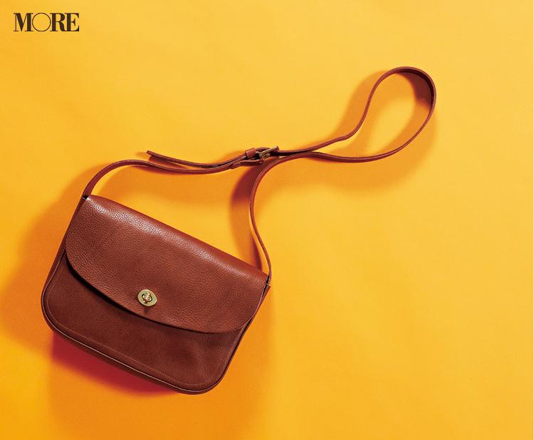 20代女子にジャストな旬ブランドで発見! ベーシックデザインのリアルに使えるバッグ6選♡_4