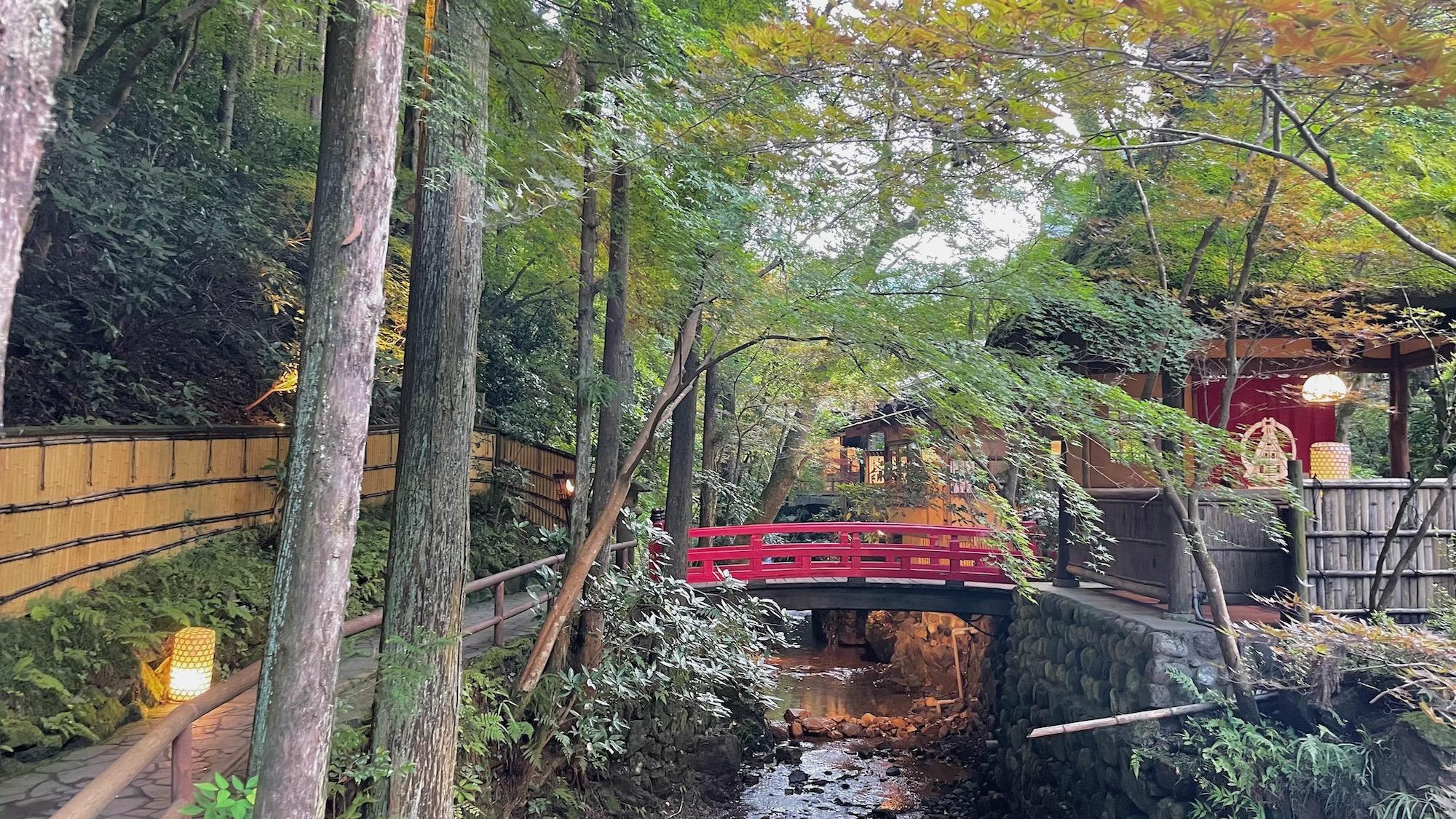 高尾山の麓、うかい鳥山で「ほたる観賞の夕べ」を満喫してきました_3