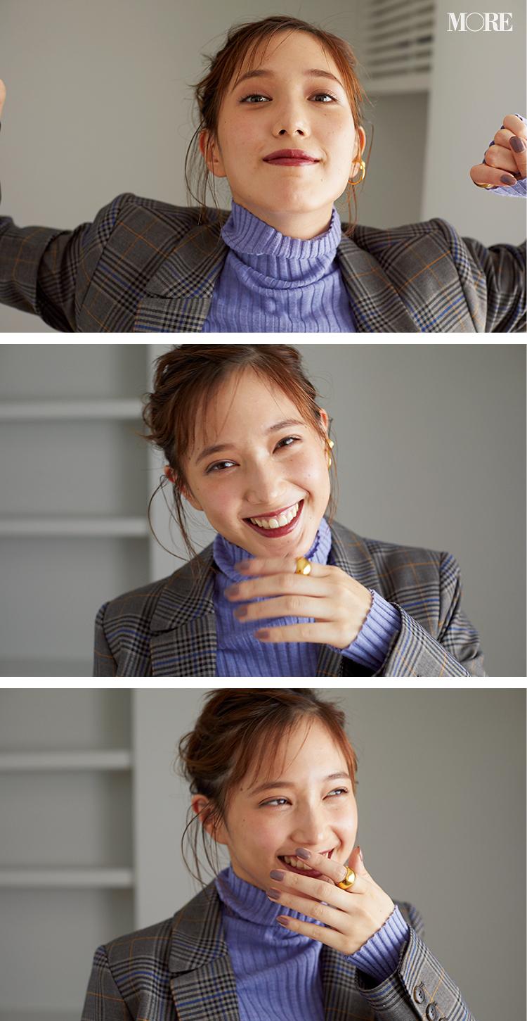 本田翼のキラキラ笑顔に癒されて♡ 今夜放送スタートの主演ドラマも注目! 【モデルのオフショット】_1
