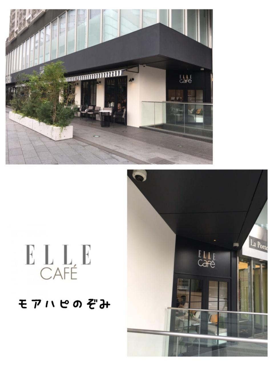 ♡11/11グランドオープン【ELLE café 青山店】プレオープンへ♡モアハピ◡̈のぞみ♡_2