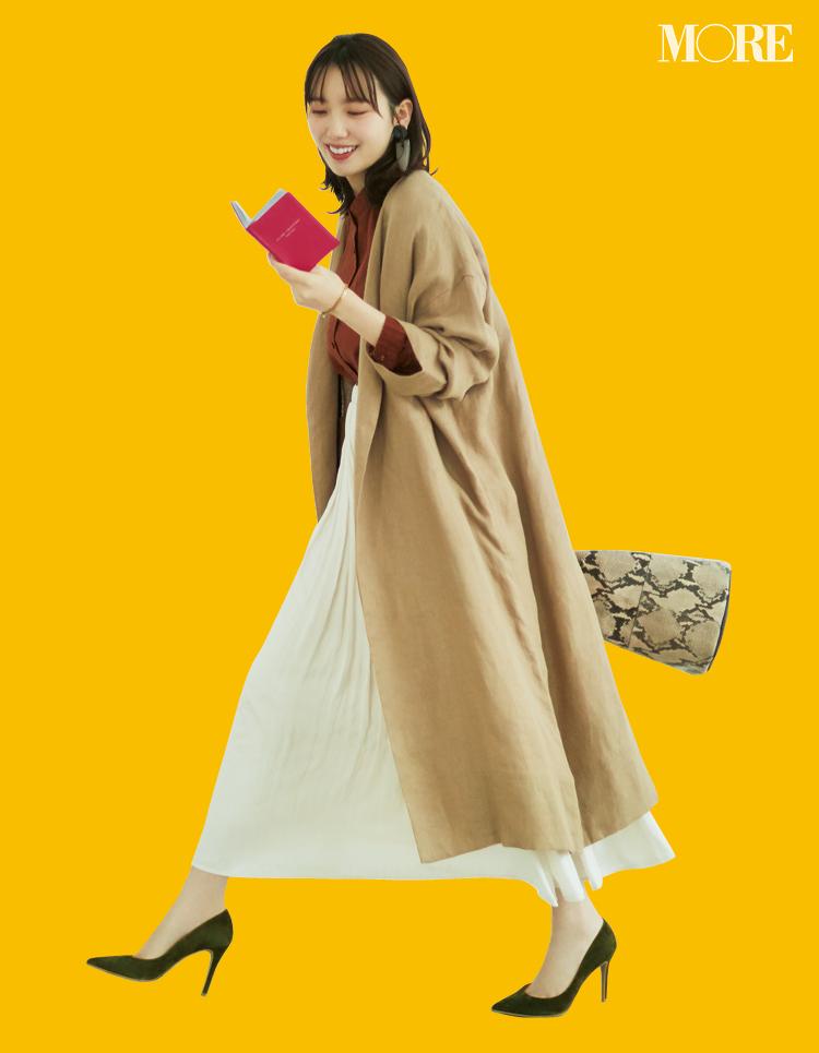 ロングスカート、ワンピース、デニムの着こなしをアップデートしなきゃ☆【G.W.中のファッション人気ランキング】_1_3