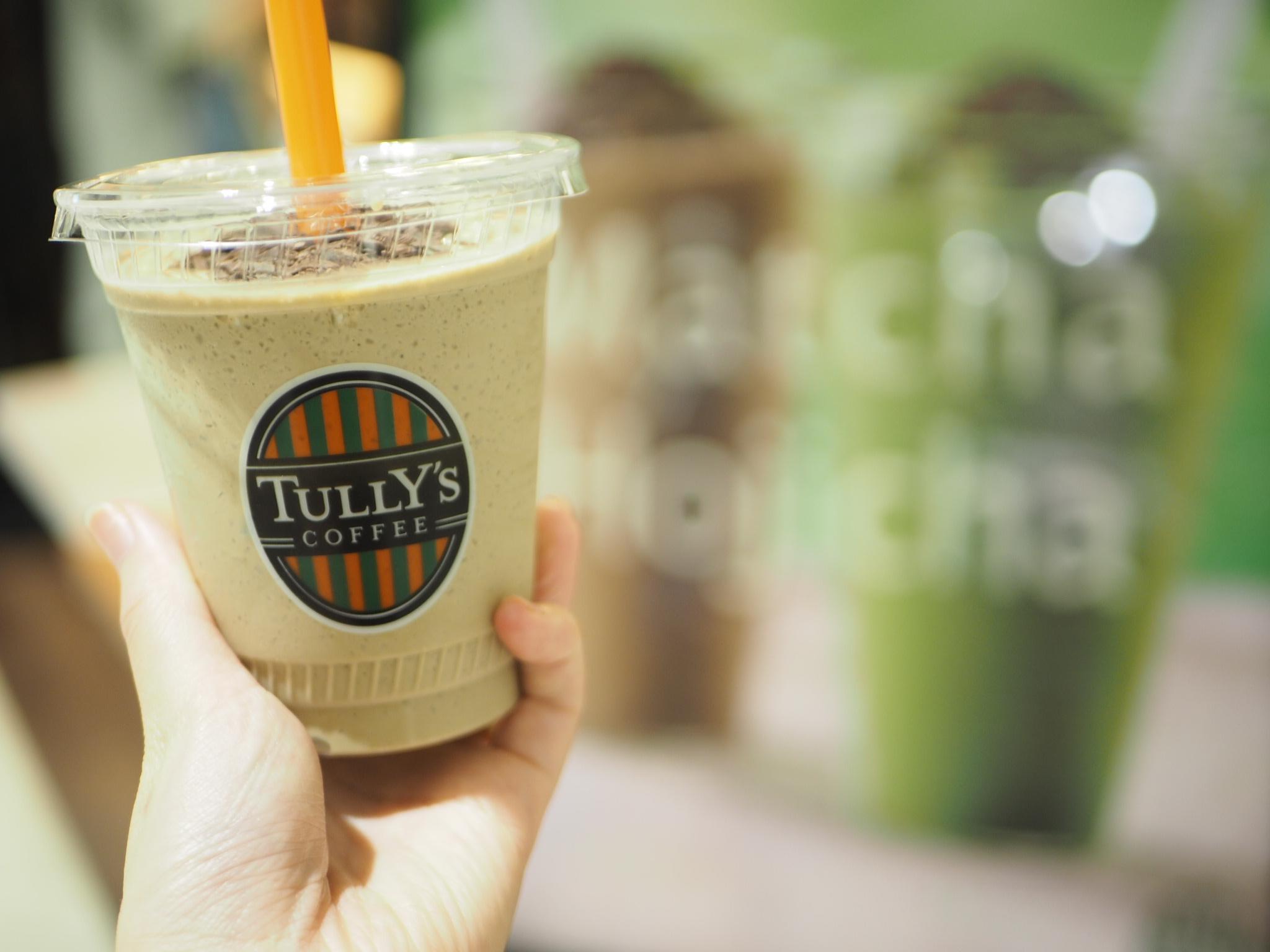 【TULLY'S COFFEE】濃厚フローズンドリンク「抹茶リスタ」&「ほうじ茶リスタ」が待望のレギュラーメニューに❤︎_2