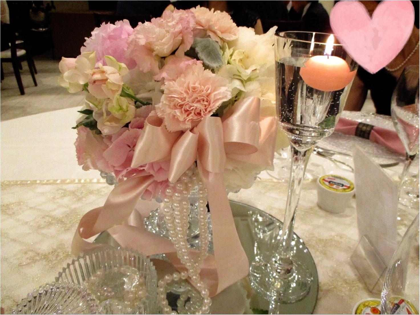 世界一「姫!」な花嫁さん♡ももえちゃん結婚式レポ♡_15