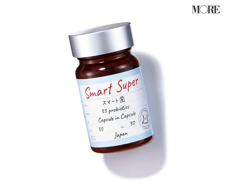 腸の菌活におすすめのサプリメント&飲み物2. ネイチャーラボ「スベルティ スマート菌スーパー」