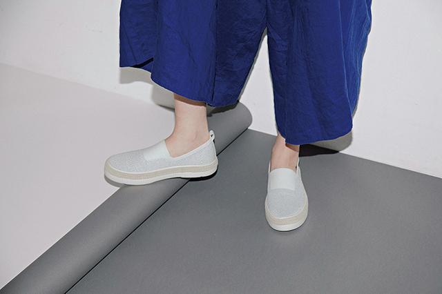 さわやかで心地よくて。夏の靴はこうじゃなきゃ。好きだ! 『ホーキンス』のジュートシリーズ_6