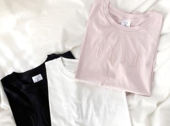 【GU×ELLEがコラボ!】思わず3色買い♡SNSでも話題のプチプラTシャツをGET!