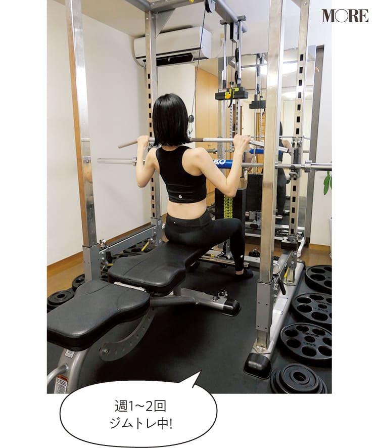 美ボディを目指す筋トレメニュー特集 - 二の腕やせ、脚やせなどジムや自宅でする簡単トレーニング方法をプロやモデルが伝授!_30