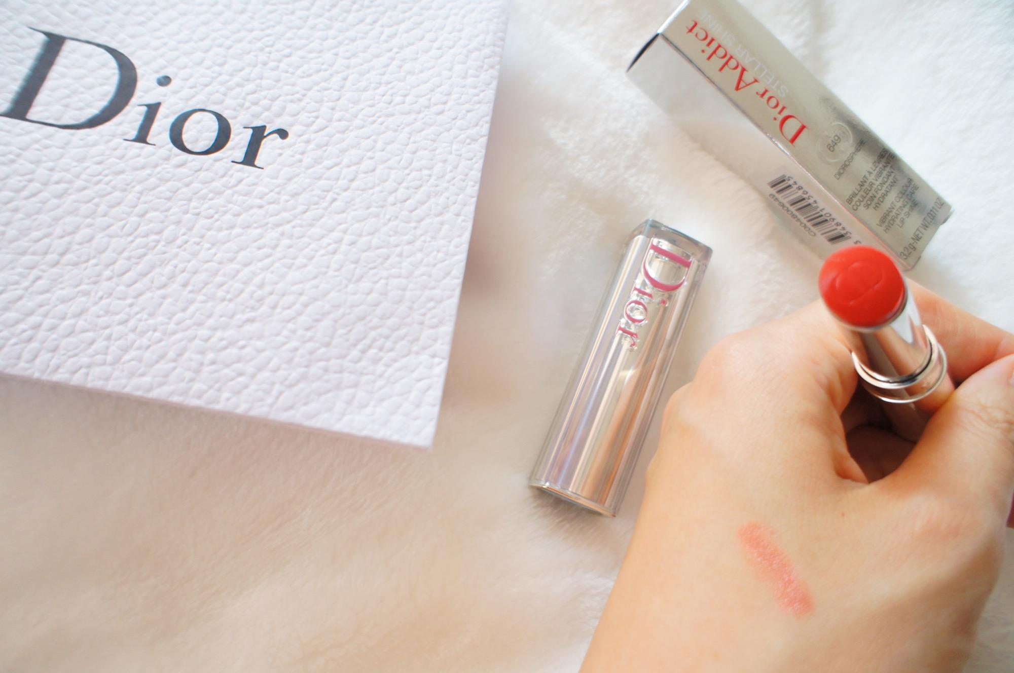 《1日中潤うリップ❤️》【Dior】ディオール アディクト ステラー シャイン☻_3