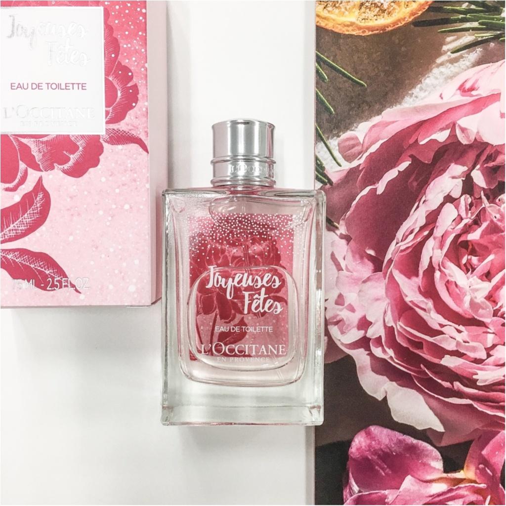 幻の花の香り⁉︎  『ロクシタン』のこの冬限定フレグランスが気になりすぎる♡_1