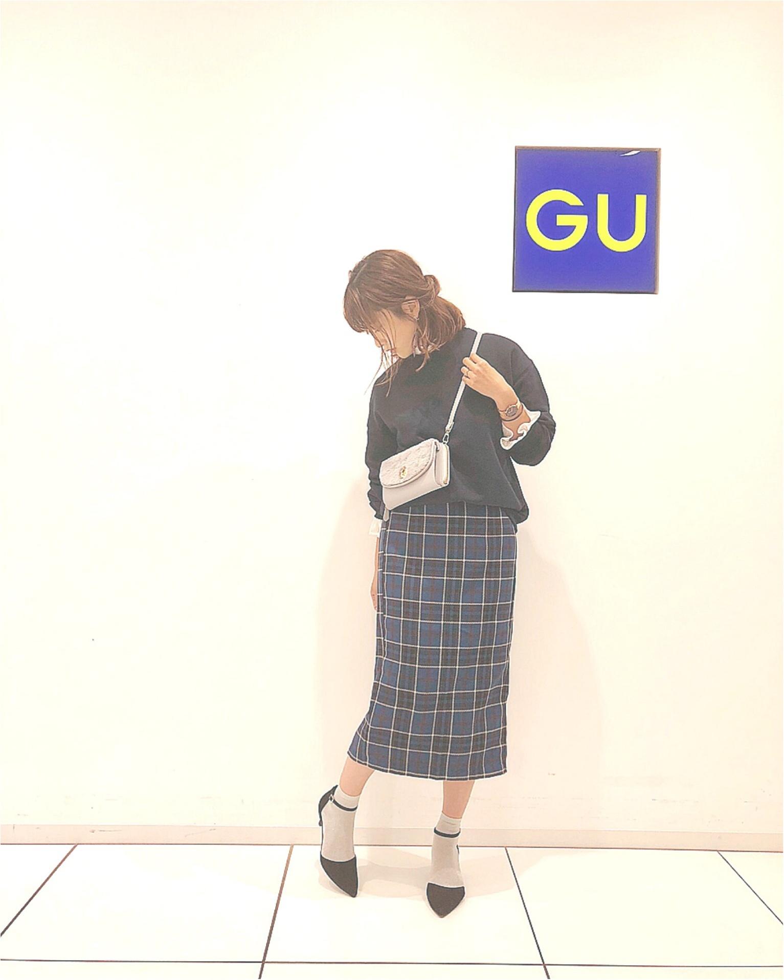 GU神マニアイベントに潜入!今季トレンド【スウェット】を着こなす3つのポイントとは❤️?_5