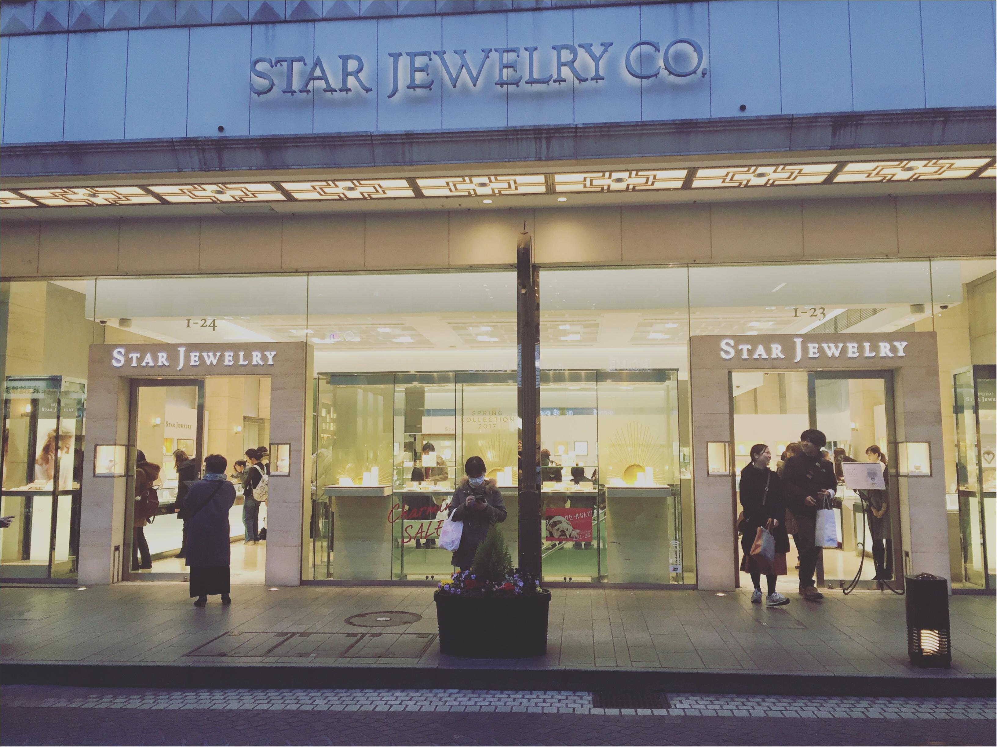 【STAR JEWELRY】ジュエリーを30〜50%OFFで購入できるSALEがあるって知ってる??≪samenyan≫_6